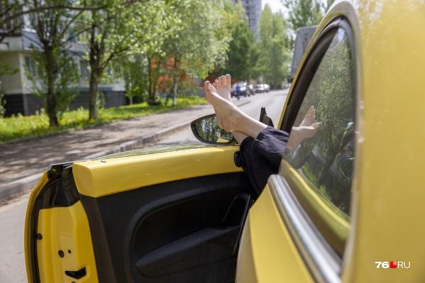 К концу недели в Ярославле пойдут дожди, но на улице будет всё равно  жарко