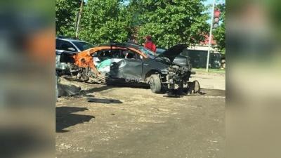 В Краснодаре водитель каршеринговой машины выехал навстречку, один человек погиб