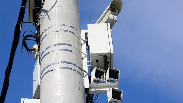 На улицах Кургана установят 200 новых камер