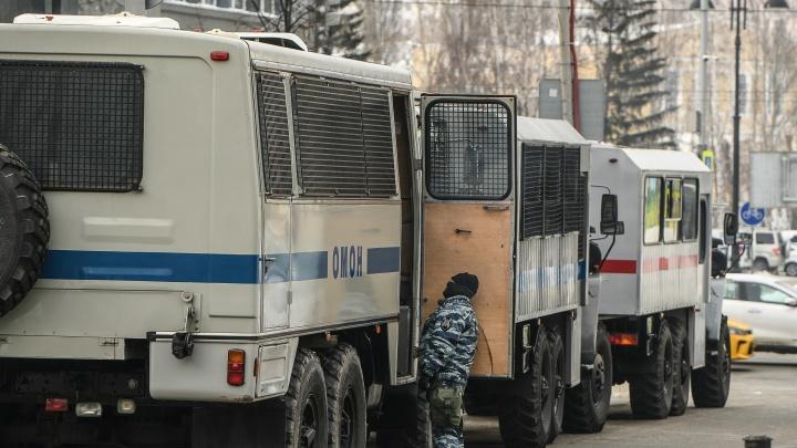 В среду в Екатеринбурге усилят работу полиции