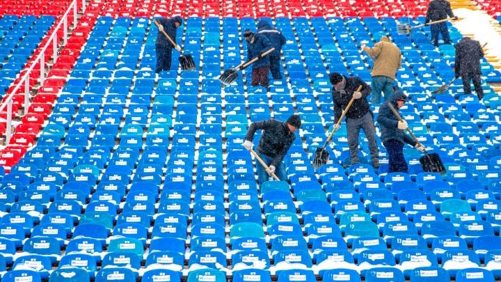 В ФК «Крылья Советов» рассказали о стоимости билетов на первый домашний матч года