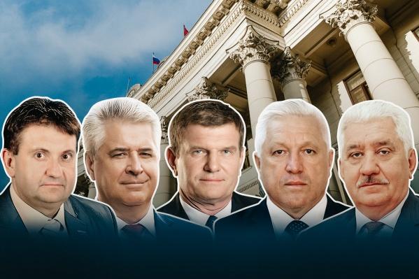 Пятерка самых богатых депутатов Волгоградской областной думы по декларациям за 2020 год