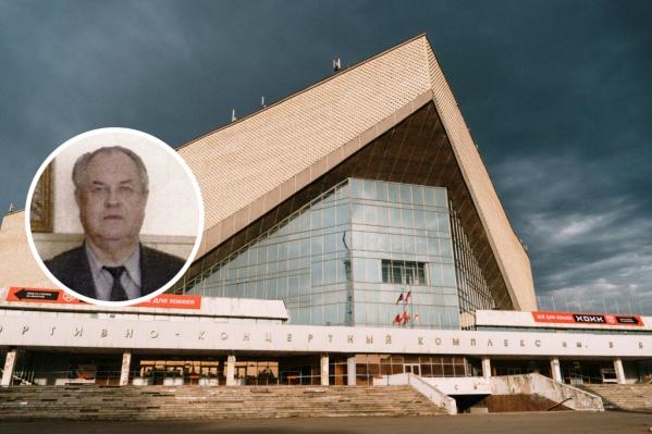 Владимир Вершинин за время долгой спортивной карьеры успел поработать заместителем директора СКК имени Блинова