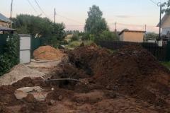 «Засыпало грунтом»: в Ярославской области коммунальщик погиб во время работ в траншее