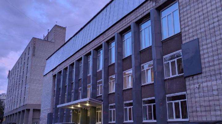 Школьники заявили о минировании здания службы 112 в Новосибирске