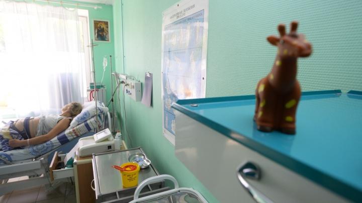 Роддома Екатеринбурга закрываются на чистку: куда направят беременных