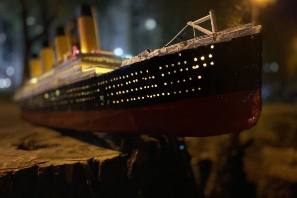 Настоящему «Титанику» даже не снились такие приключения