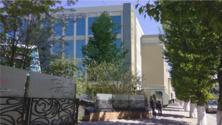 Власти Перми выдали разрешение на строительство нового корпуса гимназии №17