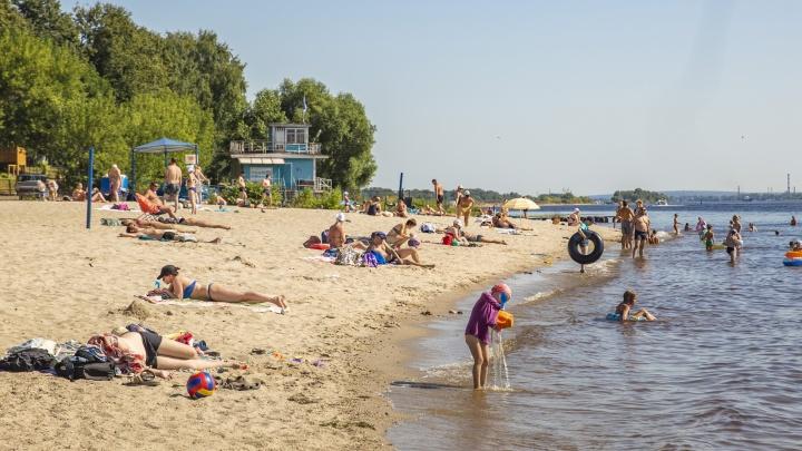 Проверка № 2: на всех городских пляжах Ярославля вода кишит стрептококками и кишечной палочкой