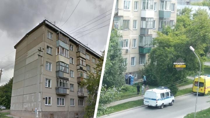 На ОбьГЭС из окна 5-го этажа выпала женщина