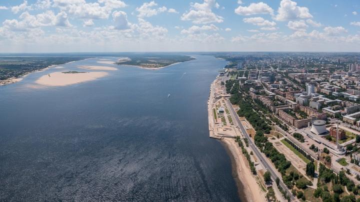 Юг и центр Волгограда пообещали соединить мостами через Волгу. Но не сказали, в каком веке это произойдет