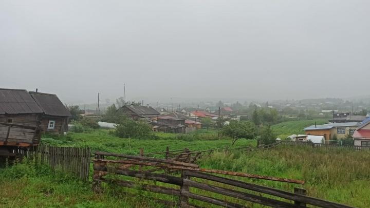Свердловскую область накрыл смог. Подборка дымных кадров со всего региона и из космоса