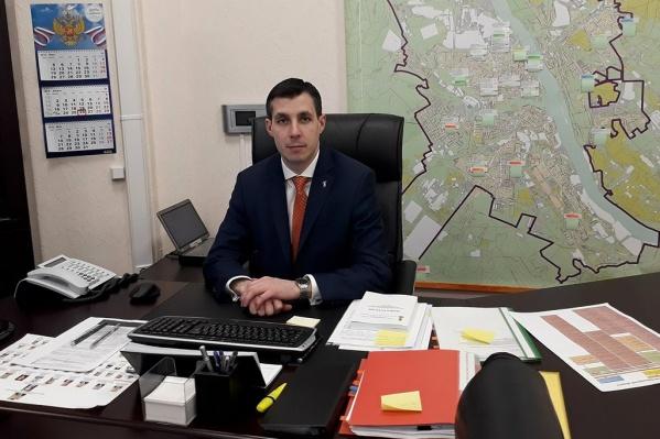 Руслан Саитгареев проработал директором департамента здравоохранения Ярославской области четыре года