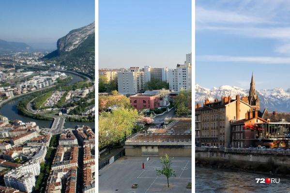 Виды на французские города: как вам?
