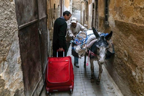 В Марокко туристам нужен отрицательный тест на коронавирус