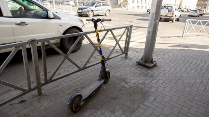 «Зависть — плохое чувство»: ярославцы высказались о планах властей регулировать бизнес на самокатах