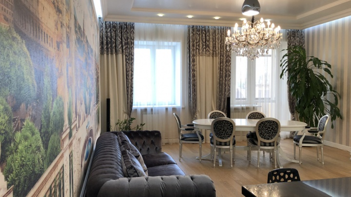 «Подлинная эмблема превосходства»: подборка квартир в самом престижном доме вцентре Красноярска
