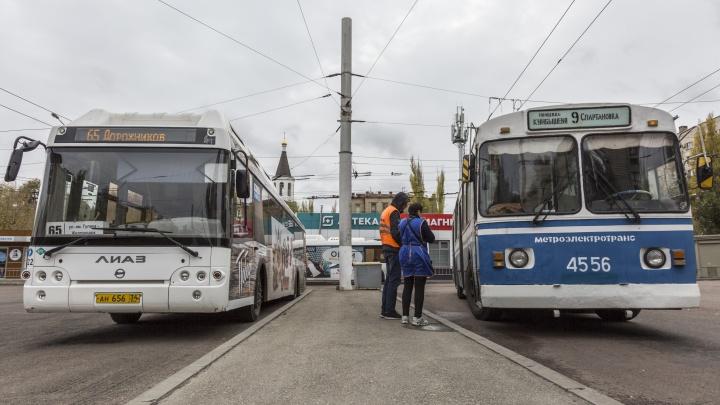 «Выйдите из люксовых авто, прокатитесь на троллейбусе»: горожанин — о проблемах общественного транспорта Волгограда