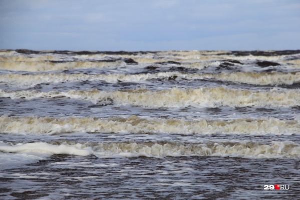 «Онега» затонула в Баренцевом море недалеко от Новой Земли