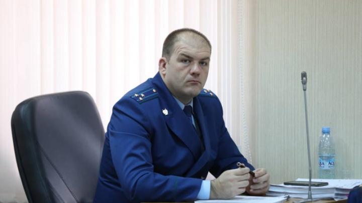 Путин перевел прокурора Архангельска на работу в Башкортостан