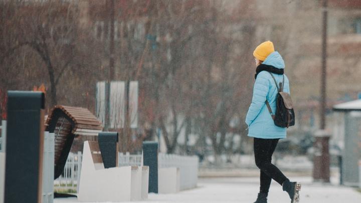 Из-за сильных морозов в Тюмени снова отменили занятия в школах. Но не всем