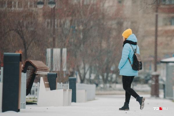 Синоптики обещают, что уже на этих выходных в Тюмени станет заметно теплее