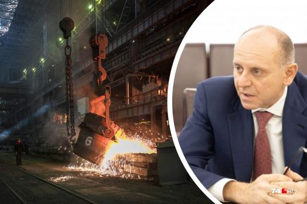 Новый проект спровоцировал обсуждения по слиняю бизнеса Антипова и Пумпянского (на фото)