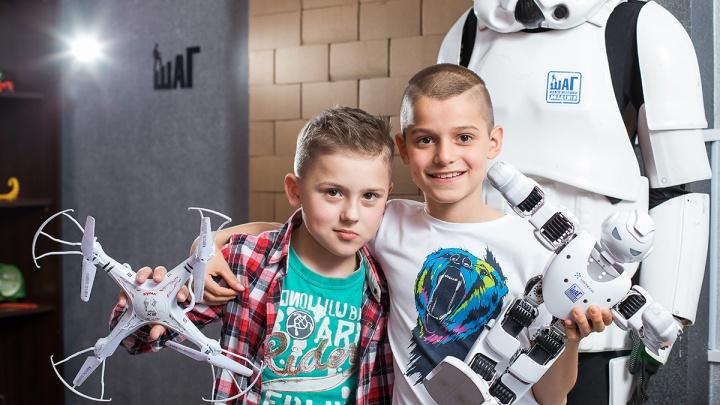 В Екатеринбурге идет набор в уникальный IT-клуб для детей
