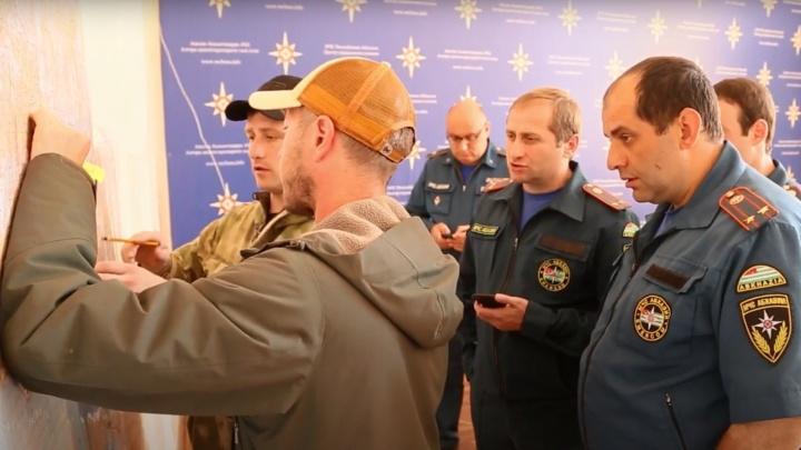 Туристы из Челябинска и других городов России застряли в горах Абхазии