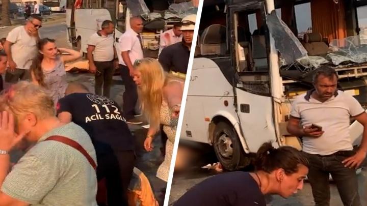 «Автобус затормозил за счет людей»: ДТП в Турции унесло жизни туристов. Что стало причиной?