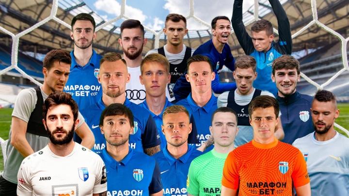 Ни к кому претензий пока нет: знакомимся с составом волгоградского «Ротора» в новом сезоне