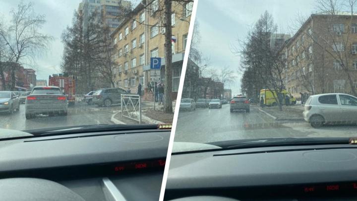 В Новосибирске начались эвакуации из-за сообщений о минировании