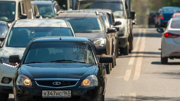 В Самаре перекроют улицу Мориса Тореза: где объехать