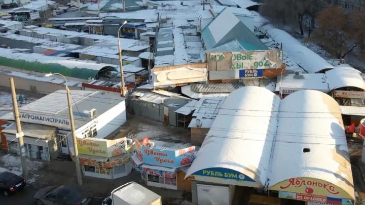 В Самаре преобразят внешний вид двух рынков