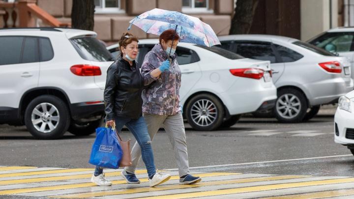 Тепла нет, но вы держитесь там: смотрим погоду в Волгограде на ближайшую неделю