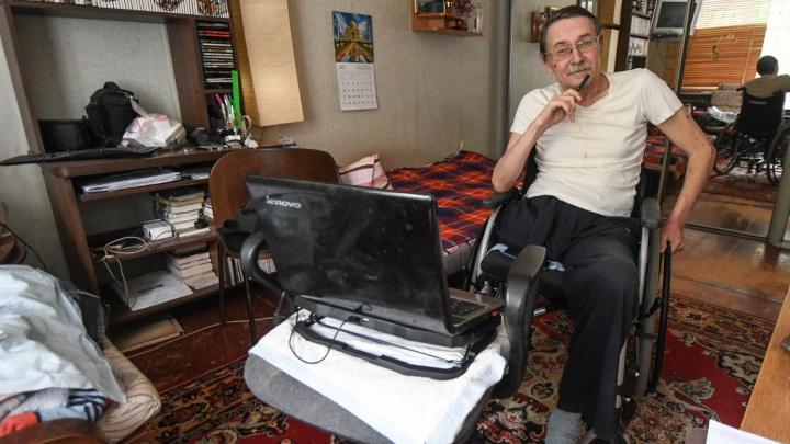 «Жизнь одним дала крылья, другим пенделя»: журналист в коляске — об отношении общества к инвалидам
