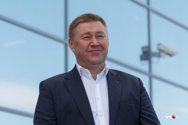 Александр Глинянов и до назначения на пост чиновника занимался нефтяным бизнесом