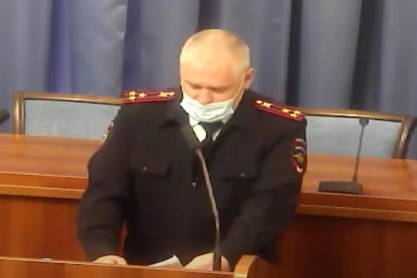 Начальник УМВД России по городу Кемерово Владимир Шкурко прокомментировал громкое убийство