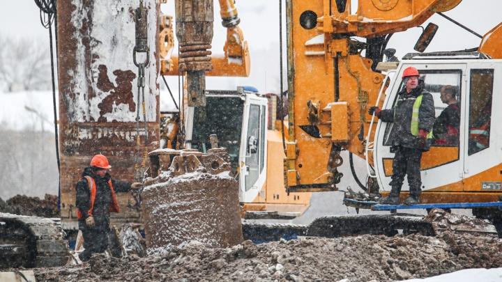 Главная стройка года: как движется ремонт на развязке Валиди — Юлаева в Уфе. Самое важное за неделю