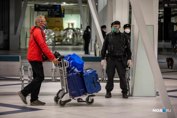 Решение о возобновлении перелетов было принято по согласованию с председателем правительства Михаилом Мишустиным