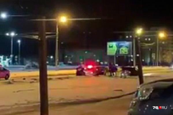 В Ярославле ночью устроили стрельбу