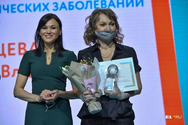 В Екатеринбурге выбрали лучших онкологов области