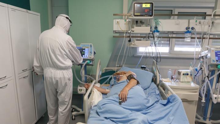 321 заболевший, 14 умерших: третья волна коронавируса выкашивает Волгоградскую область