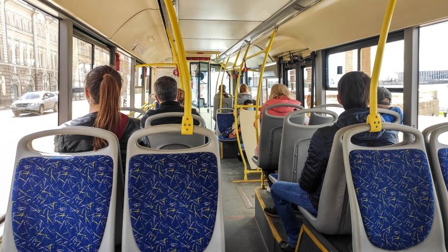 Нижегородские автобусы не будут больше перевозить пассажиров без масок
