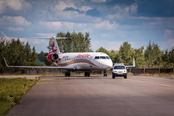 Руководство аэропорта готовится в следующем году открыть новые направления