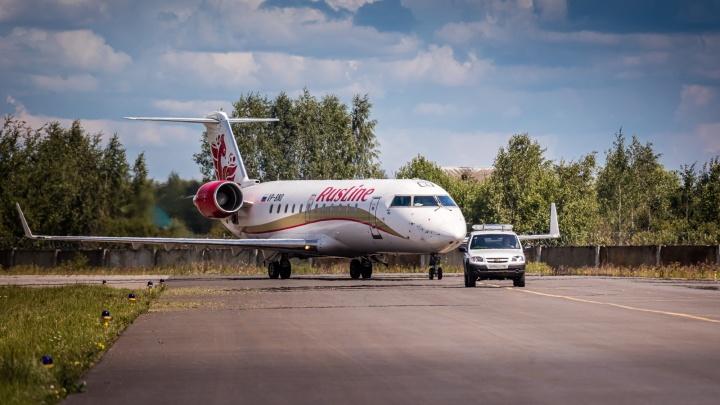 Из Ярославля в Калининград будут летать самолеты по два раза в неделю