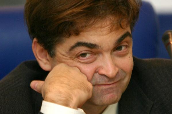 Леонид Пикман оставил пост директора театра