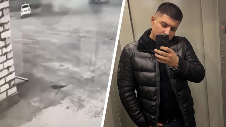 Появилось полное видео с потасовкой, во время которой в Мошково автоинспектор застрелил 19-летнего Векила