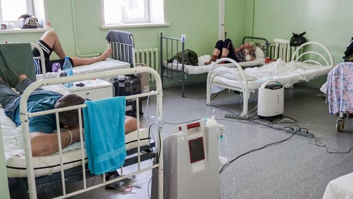 На борьбу с ковидом в Красноярском крае выделяют миллиард рублей. Часть денег дают крупные компании
