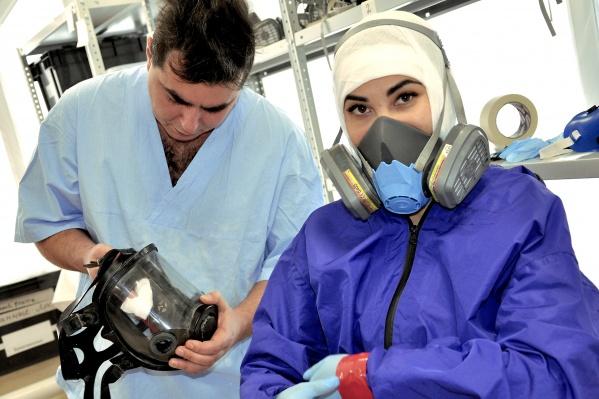 Губернатор призвал ведомства предупредить нехватку кислорода и решить вопрос конструктивно